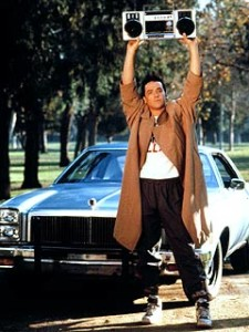 If Lloyd Dobler means nothing to you, we cannot be friends. Okay, we can be friends, but you have to see this movie first. (Image: 20th Century Fox)
