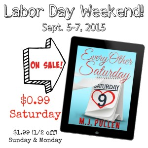 Labor Day Kindle Deal!