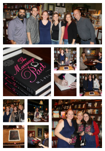 THE MARRIAGE PACT launch: FoxTale Book Shoppe, November 7 2015