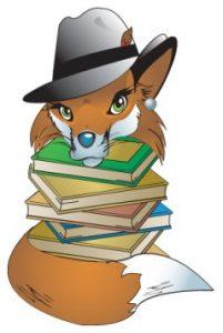 FoxTale Book Shoppe Logo