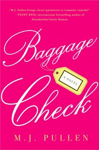 Baggage Check Book Cover