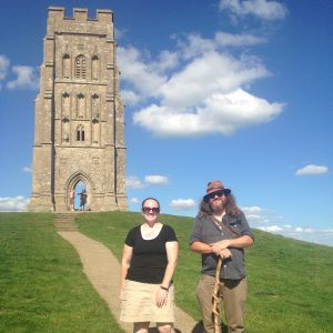 On a tour of the Tor and the Tower with Tor.