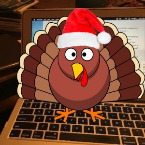 Turkey on the Laptop