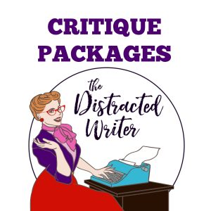 Distracted Writer - Critique Packages