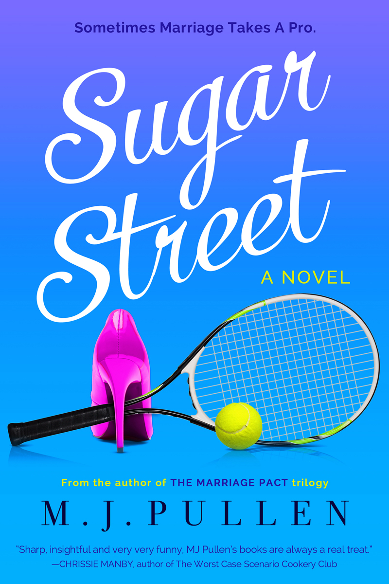 Coming in August 2018: SUGAR STREET