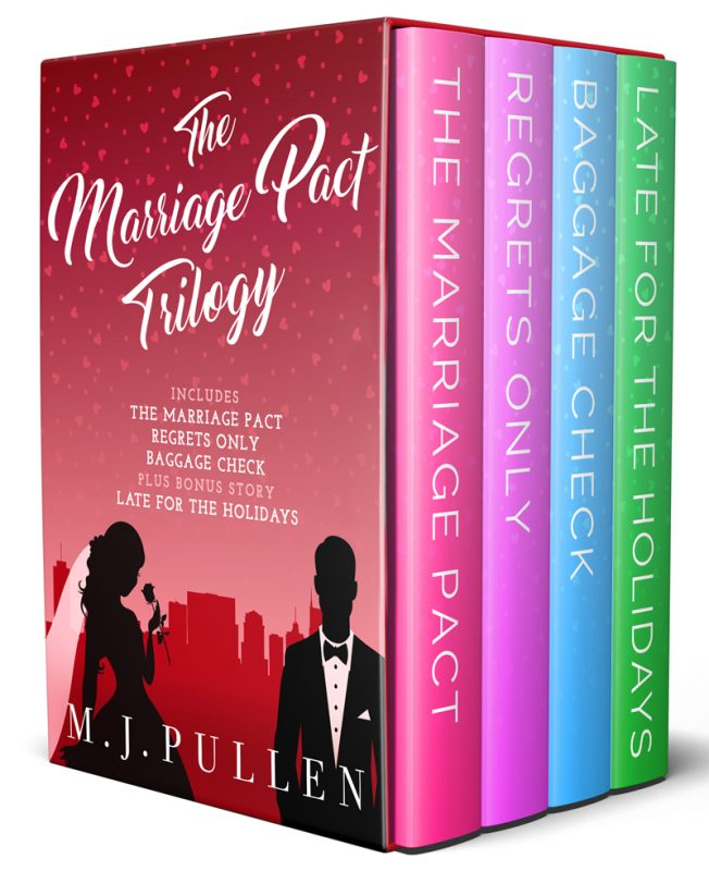 The Marriage Pact Trilogy: Kindle Box Set