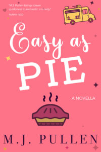 Easy as Pie Book Cover